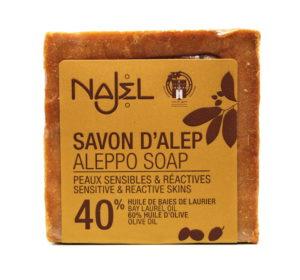 Sapone Aleppo Alloro