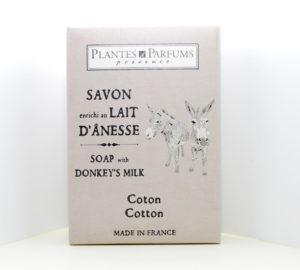 Sapone latte Asina Cotone